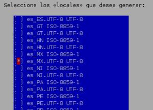 dpkg-reconfigure locales (Paso 2)