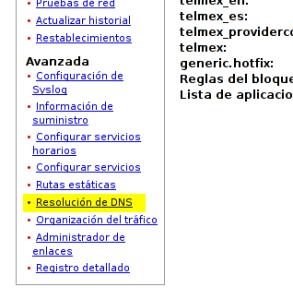 CDA Avanzada