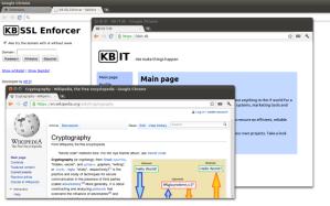 Extensión KB SSL
